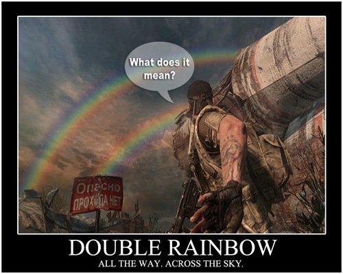 Double Black Ops Rainbow
