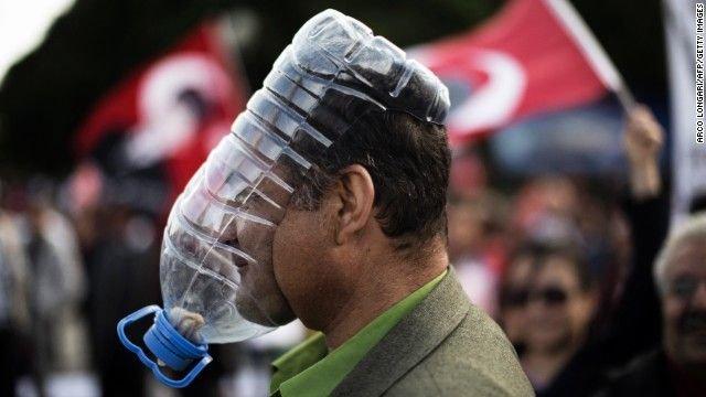eco gas mask