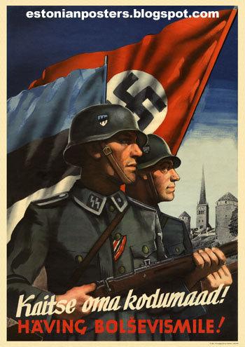 Estonian WW2 poster comp (Axis)