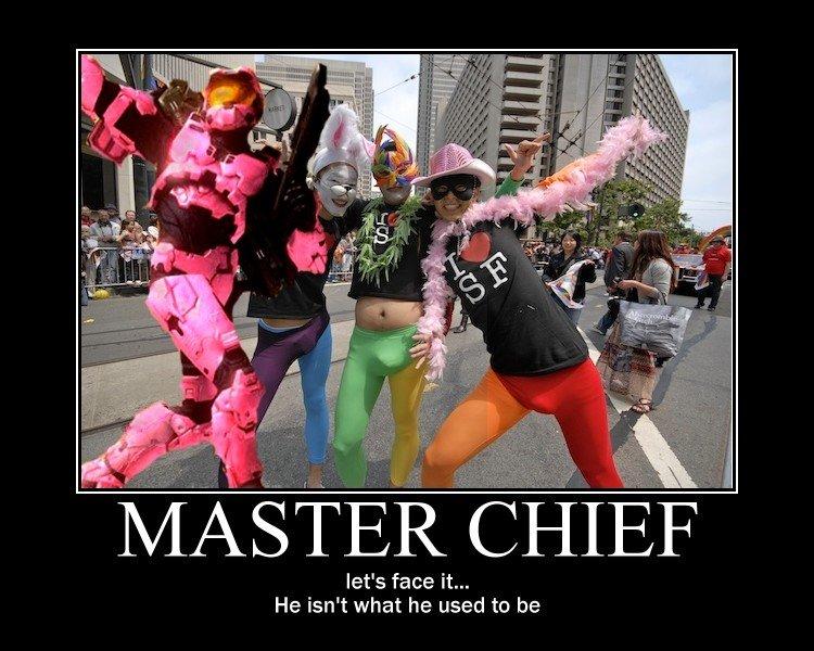 Fabulous Master Chief