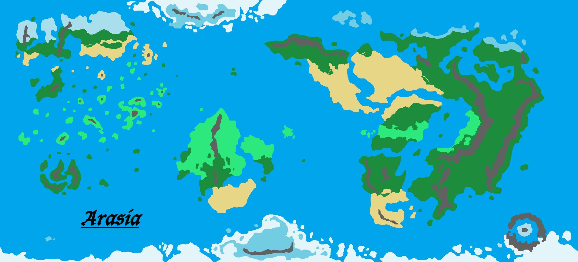 Dd 4e World Map.Fantasy World Map
