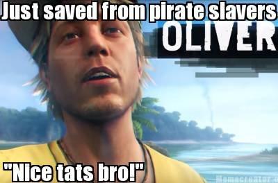 Far Cry 3 Oliver Logic