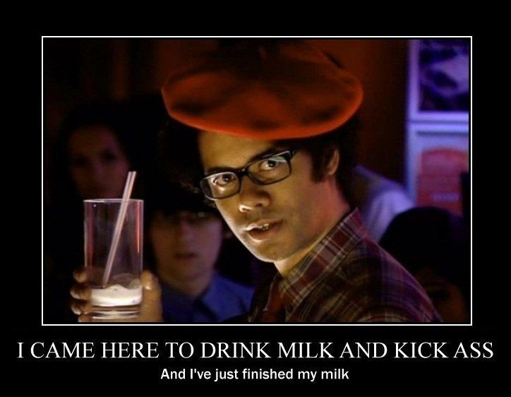 Ass milk drink