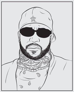 first hip hop coloring book - Hip Hop Coloring Book