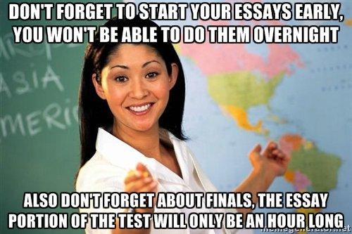 fuck essays