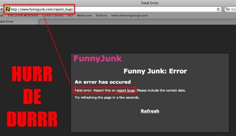 Funnyjunk Irony