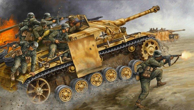 German War Machine Wallpaper Comp