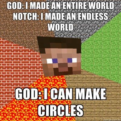 Notch Vs God