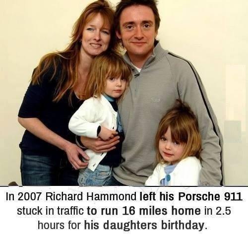 Richard Hammond Crash Recovery