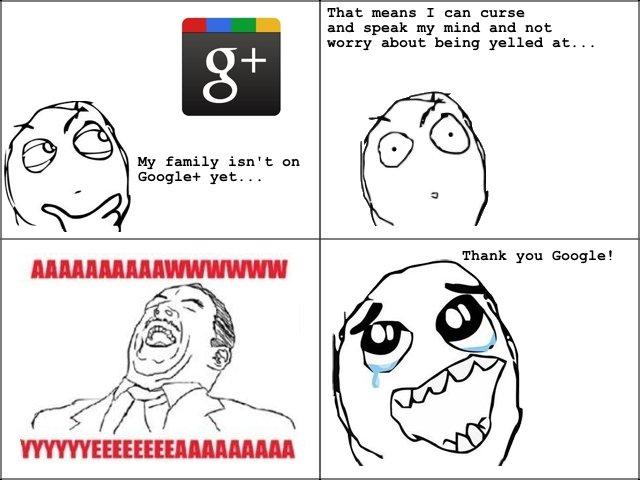 Essay on google plus