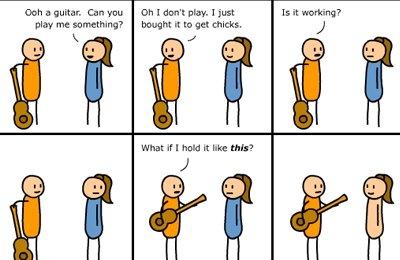 Guitars Work