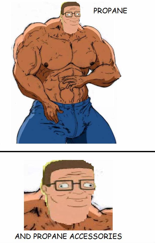 Hank Hill Im Kicking Your Ass