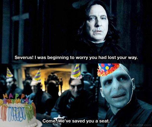voldemort birthday Happy Birthday Voldemort! voldemort birthday