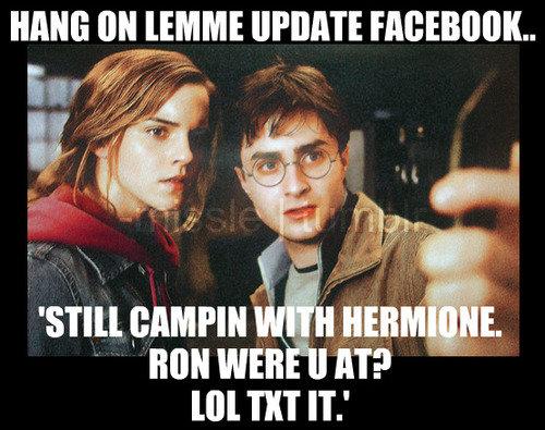 Harry potter sex puns