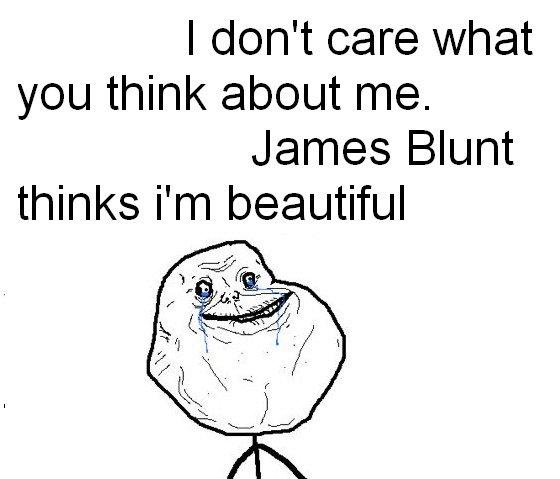 he thinks i m beautiful
