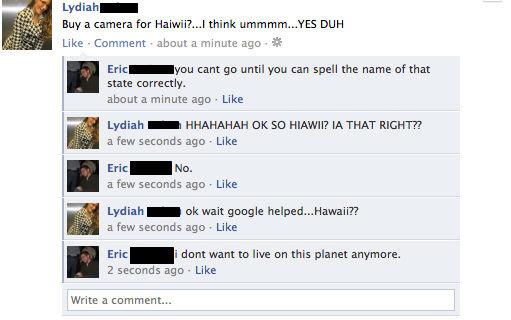 HIAWII?