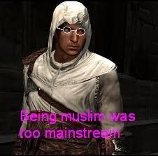 Is altair muslim