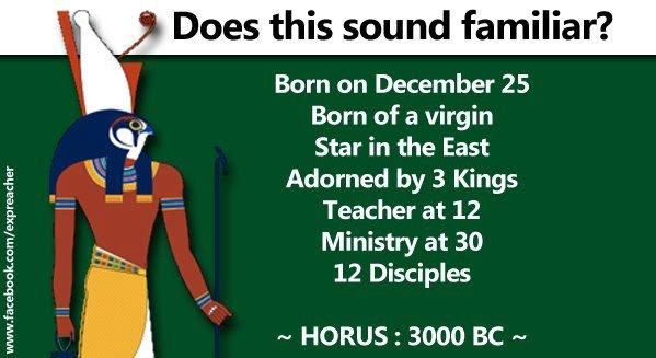 Horus ****