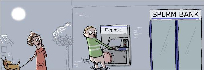 Sperm bank night deposit