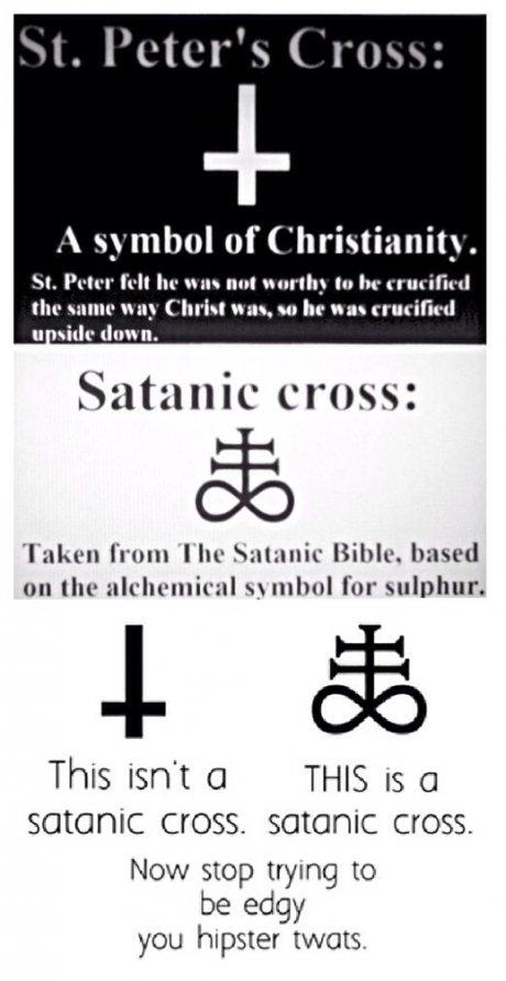 I Dislike Satanists