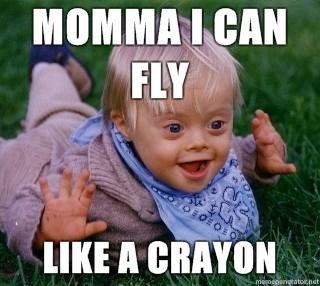 I_3b8e8a_738903 i can fly,Fly Down Meme