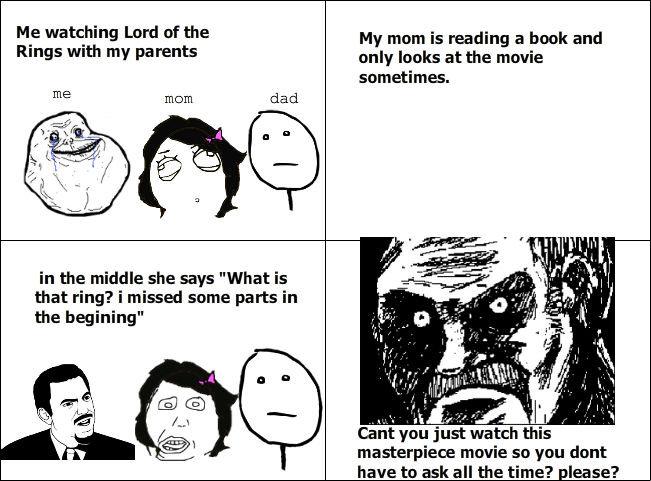 I hate my mom