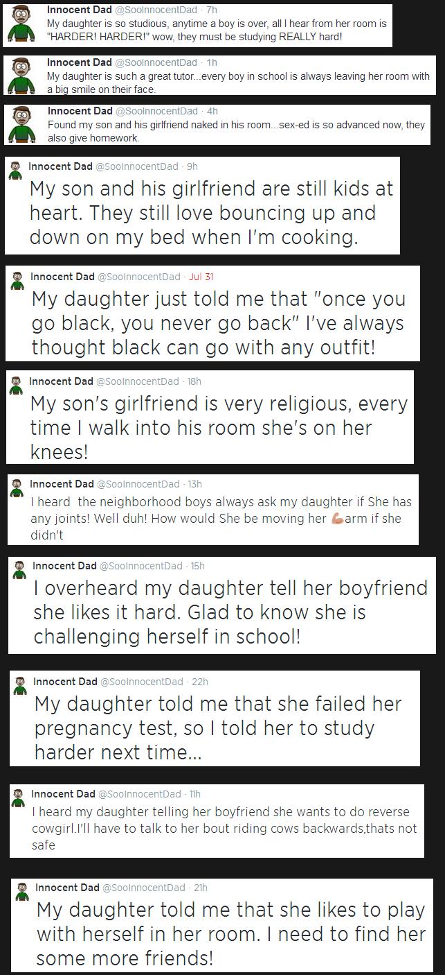 Innocent Dad Comp