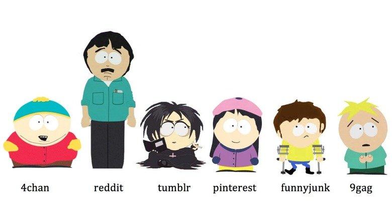internet. . ychan reddit tumblr pinterest funnyjunk
