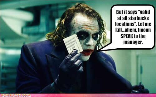 Halloween Joker Card.Joker Card