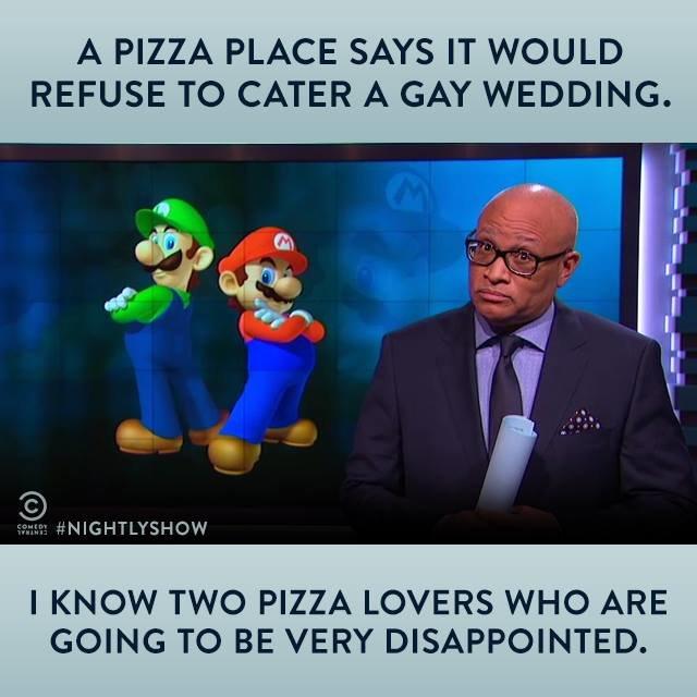 Worst homosexual jokes
