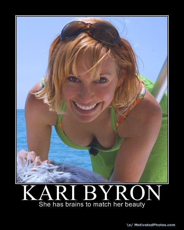 Mature images of kari byron