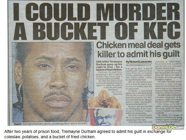 Kfc Funny Chicken Joke