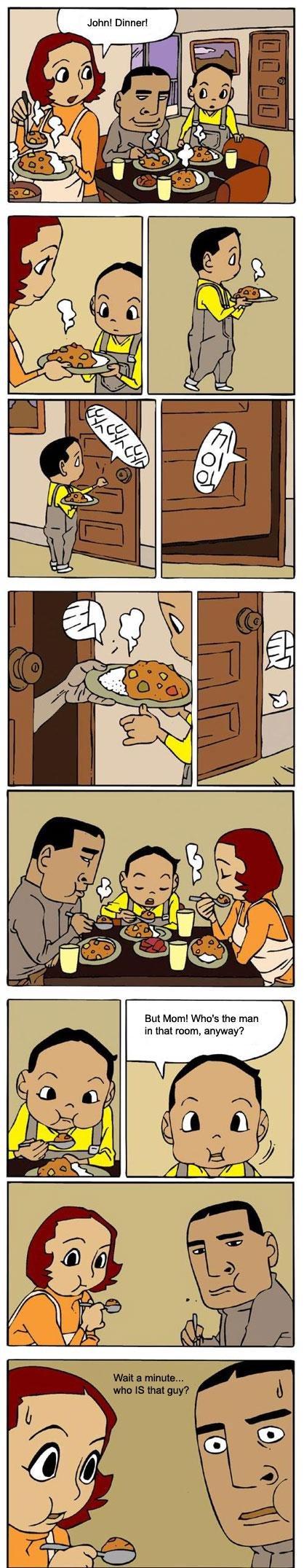 Korean Comic Artist