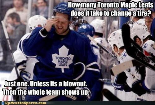 Leafs Suck Ass