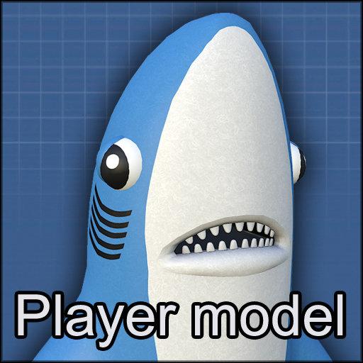 Left shark in Garry's Mod!