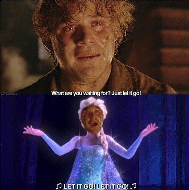 let it go frodo