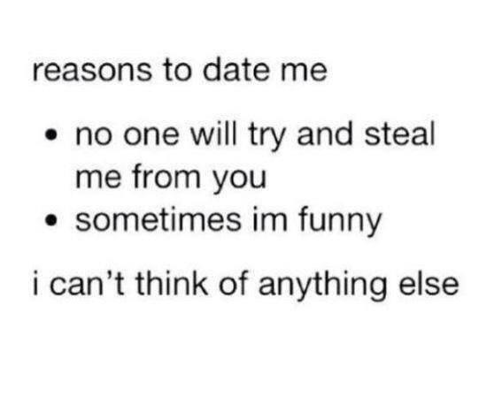 will u date me