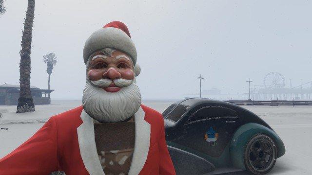 merry christmas - Gta V Christmas