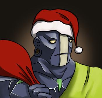 dota 2 christmas