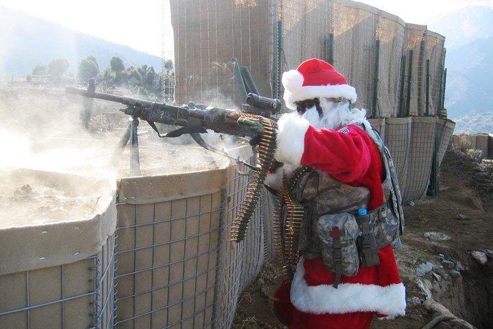 MERRY CHRISTMAS MOTHER FUCKER!