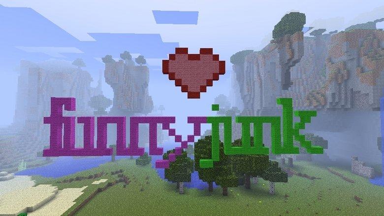 Minecraft N Funnyjunk