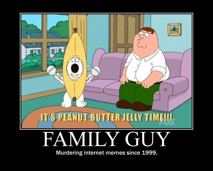 Family Guy Cookbook