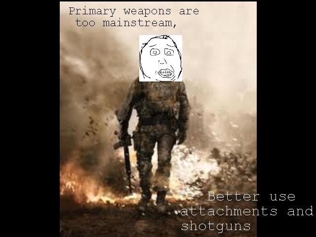 Mw2 logic