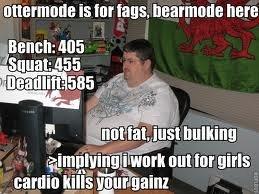 Fat homo