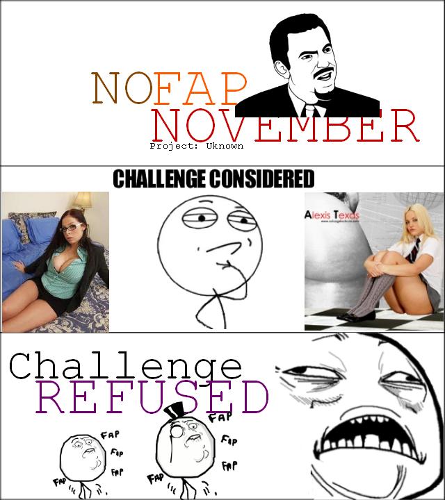 nofap challenge