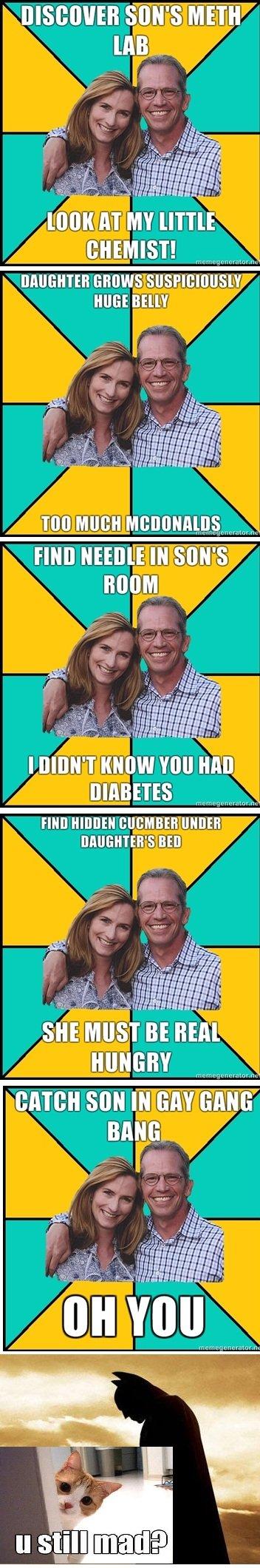 Oblivious Parents 3