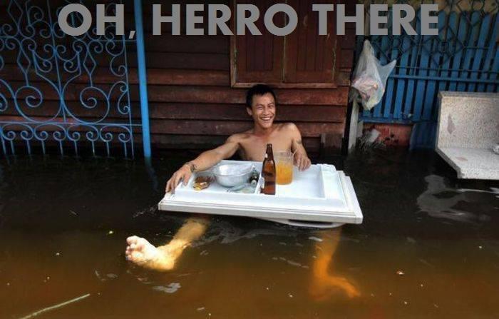 herro there