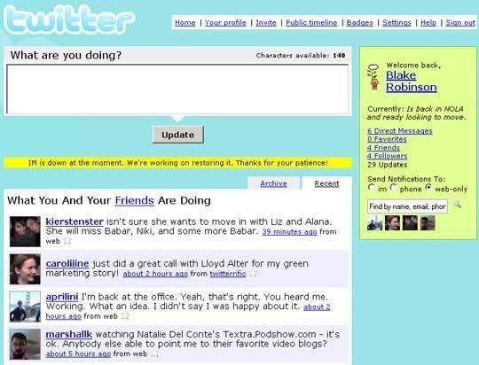 Old Websites Comp #1