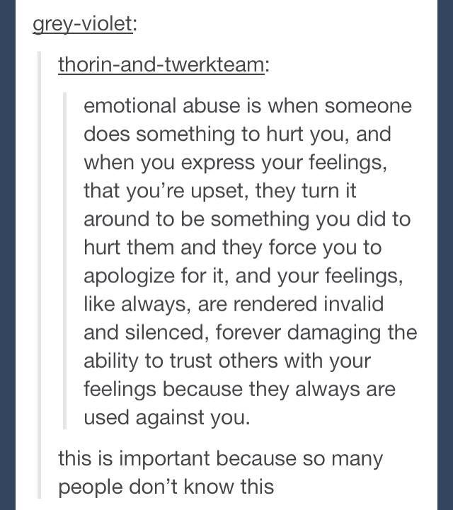 Why do men emotionally abuse