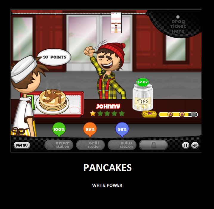 Kongregate Games FliplineStudios Papas Pancakeria